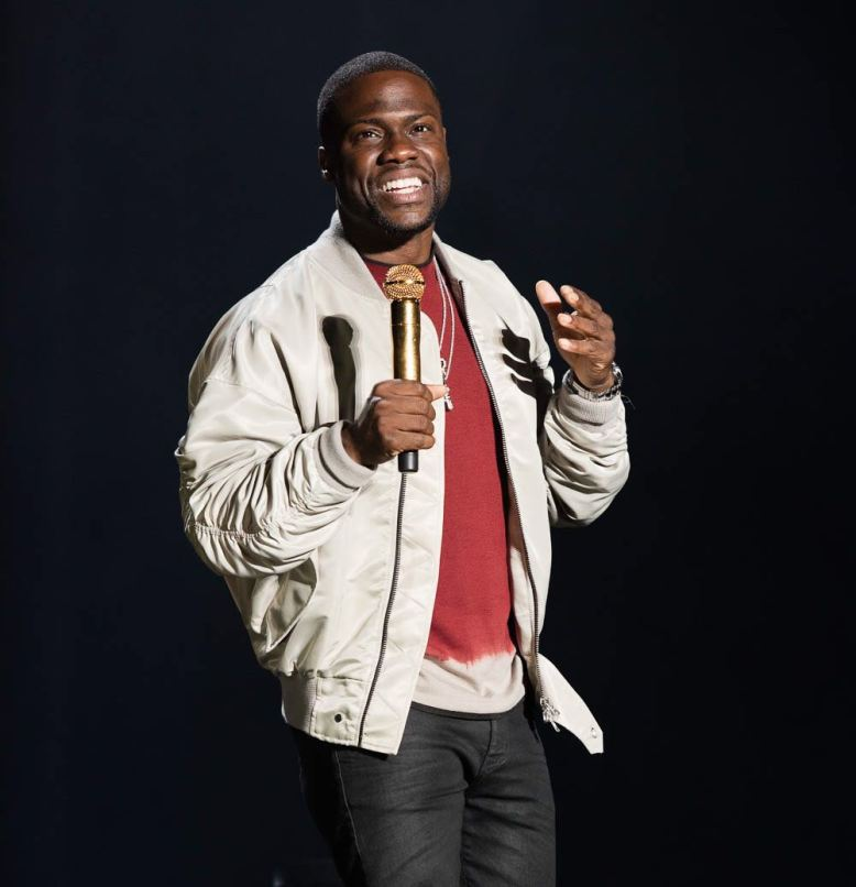 Kevin Hart at Grand Arena GrandWest Picture Credit to Kevin Kwan