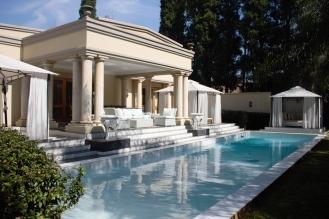 Private villa home at Fairlawns