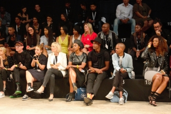 Front Row, featuring Nontando